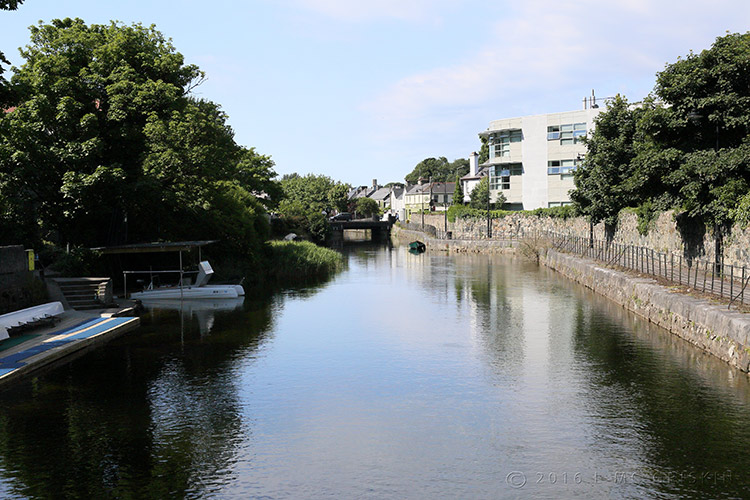 A Canal in Galway